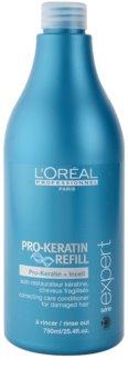 L'Oréal Professionnel Serie Expert Pro-Keratin Refill ápolás meggyengült hajra