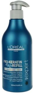 L'Oréal Professionnel Série Expert Pro-Keratin Refill šampon za poškodovane lase