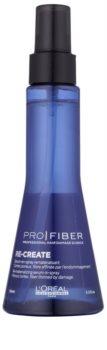 L'Oréal Professionnel Pro Fiber Re-Create bezoplachové sérum ve spreji pro jemné a poškozené vlasy