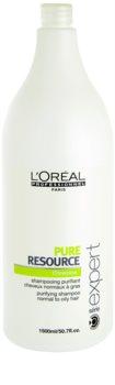 L'Oréal Professionnel Série Expert Pure Resource champô para cabelo oleoso