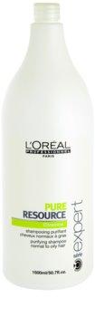 L'Oréal Professionnel Série Expert Pure Resource champú para cabello graso