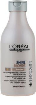 L'Oréal Professionnel Série Expert Shine Blonde sampon pentru par blond