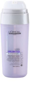 L'Oréal Professionnel Série Expert Liss Unlimited glättendes Serum für unnachgiebige und strapaziertes Haar