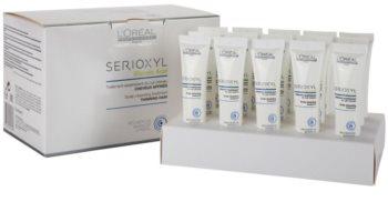 L'Oréal Professionnel Serioxyl Glycolic Acid čisticí kúra před šamponováním pro řídnoucí vlasy a vlasovou pokožku