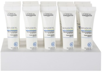 L'Oréal Professionnel Serioxyl Glycolic Acid tratament de curatare inainte de samponare pentru părului subtire si pentru scalp