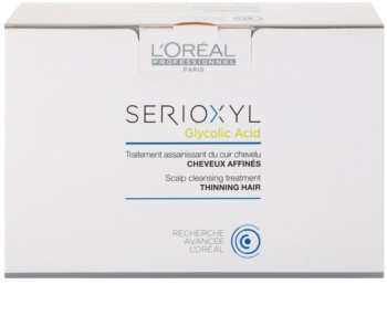 L'Oréal Professionnel Serioxyl Glycolic Acid Anti Hair-Loss Treatment before Shampooing