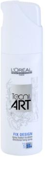 L'Oréal Professionnel Tecni.Art Fix Design spray de fixação local