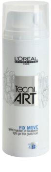 L'Oréal Professionnel Tecni.Art Fix Move Lichte Gel  voor Fixatie en Vorm