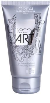 L'Oréal Professionnel Tecni Art Fix vláknitý strukturující gel