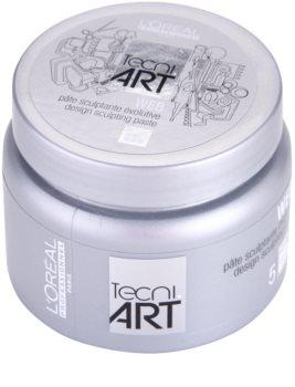 L'Oréal Professionnel Tecni Art Fix modelovací pasta extra silné zpevnění