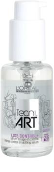 L'Oréal Professionnel Tecni Art Liss intensywne serum do wygładzania włosów