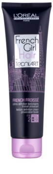 L'Oréal Professionnel Tecni.Art French Girl Hair creme styling  para definir e formar