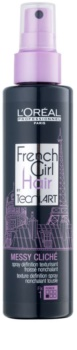 L'Oréal Professionnel Tecni Art French Girl Hair spray styling para cabelo fino a normal