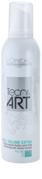 L'Oréal Professionnel Tecni.Art Full Volume Extra spuma de par pentru extra volum