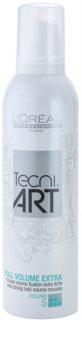L'Oréal Professionnel Tecni Art Volume pěna na vlasy pro extra objem