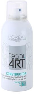 L'Oréal Professionnel Tecni Art Volume spray termo-ativo para fixação e forma