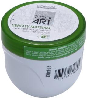 L'Oréal Professionnel Tecni.Art Density Material voskasta pasta za oblikovanje jako učvršćivanje
