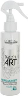 L'Oréal Professionnel Tecni.Art Volume Architect objemový sprej pre jemné vlasy