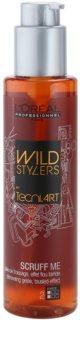 L'Oréal Professionnel Tecni Art Wild Stylers Gel für einen zerzausten Look