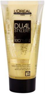 L'Oréal Professionnel Tecni.Art Dual Stylers gel-crème pour former des boucles