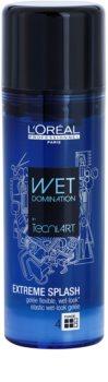 L'Oréal Professionnel Tecni Art Wet Domination gel para el cabello para fijación flexible