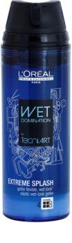 L'Oréal Professionnel Tecni Art Wet Domination gel za lase za fleksibilno učvrstitev