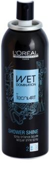 L'Oréal Professionnel Tecni Art Wet Domination spray cheveux brillance