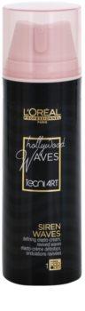L'Oréal Professionnel Tecni Art Hollywood Waves crema para dar definición al peinado para dar definición y mantener la forma