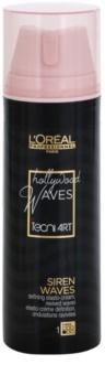 L'Oréal Professionnel Tecni Art Hollywood Waves creme styling  para definir e formar