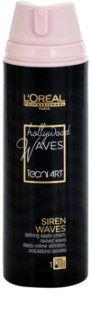 L'Oréal Professionnel Tecni Art Hollywood Waves creme styling  para definir e formar