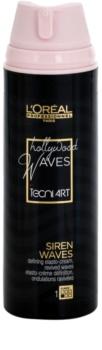 L'Oréal Professionnel Tecni Art Hollywood Waves stiling krema za obliko