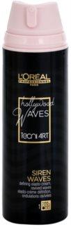 L'Oréal Professionnel Tecni Art Hollywood Waves стилизиращ крем за фиксиране и оформяне