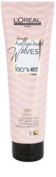 L'Oréal Professionnel Tecni Art Hollywood Waves gel cremoso para definir e formar