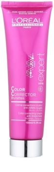 L'Oréal Professionnel Série Expert Vitamino Color AOX creme corretor para cabelos castanhos