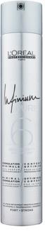 L'Oréal Professionnel Infinium Pure hypoalergenní lak na vlasy silné zpevnění