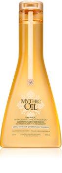 L'Oréal Professionnel Mythic Oil Șampon pentru păr normal și subțire