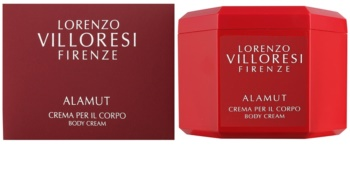Lorenzo Villoresi Alamut Body Cream unisex 200 ml
