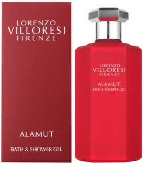 Lorenzo Villoresi Alamut Duschgel unisex 250 ml