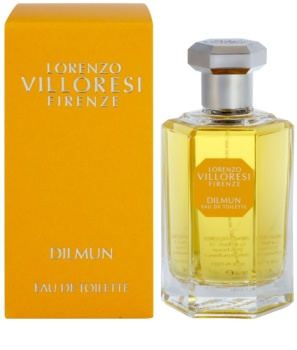 Lorenzo Villoresi Dilmun eau de toilette unissexo 100 ml