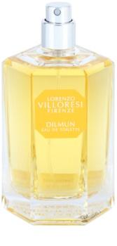Lorenzo Villoresi Dilmun toaletná voda tester unisex 100 ml