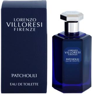 Lorenzo Villoresi Patchouli Eau de Toillete unisex 100 μλ