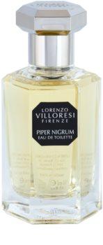 Lorenzo Villoresi Piper Nigrum Eau de Toilette unissexo 50 ml