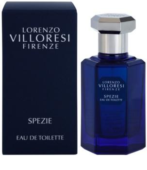 Lorenzo Villoresi Spezie toaletna voda uniseks 100 ml