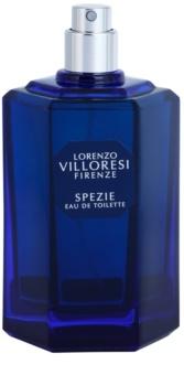 Lorenzo Villoresi Spezie toaletná voda tester unisex 100 ml