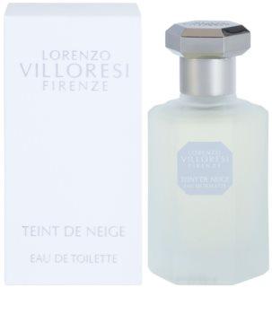 Lorenzo Villoresi Teint de Neige eau de toilette unissexo 100 ml