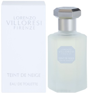 Lorenzo Villoresi Teint de Neige toaletna voda uniseks 100 ml