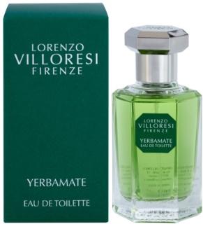Lorenzo Villoresi Yerbamate toaletna voda uniseks 50 ml