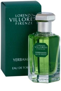 Lorenzo Villoresi Yerbamate Eau de Toilette unisex 50 ml