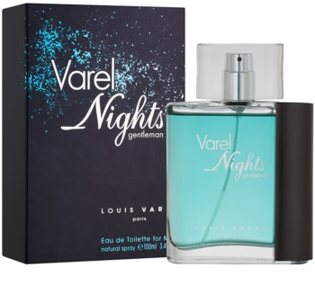 Louis Varel Varel Nights Gentleman eau de toilette férfiaknak 100 ml
