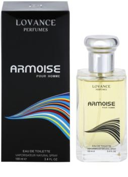 Lovance Armoise Pour Homme woda toaletowa dla mężczyzn 100 ml